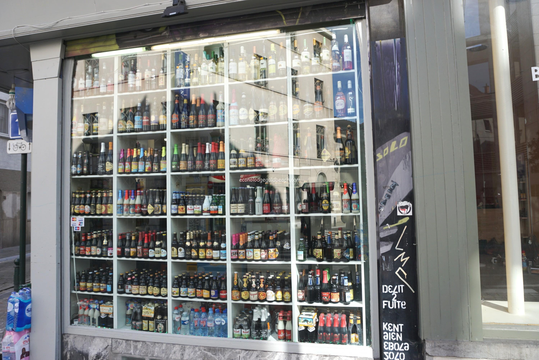 ビール…ビール