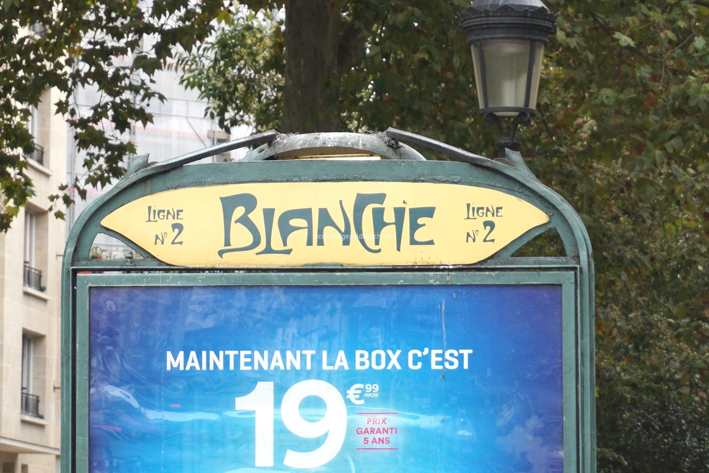 Blanche駅