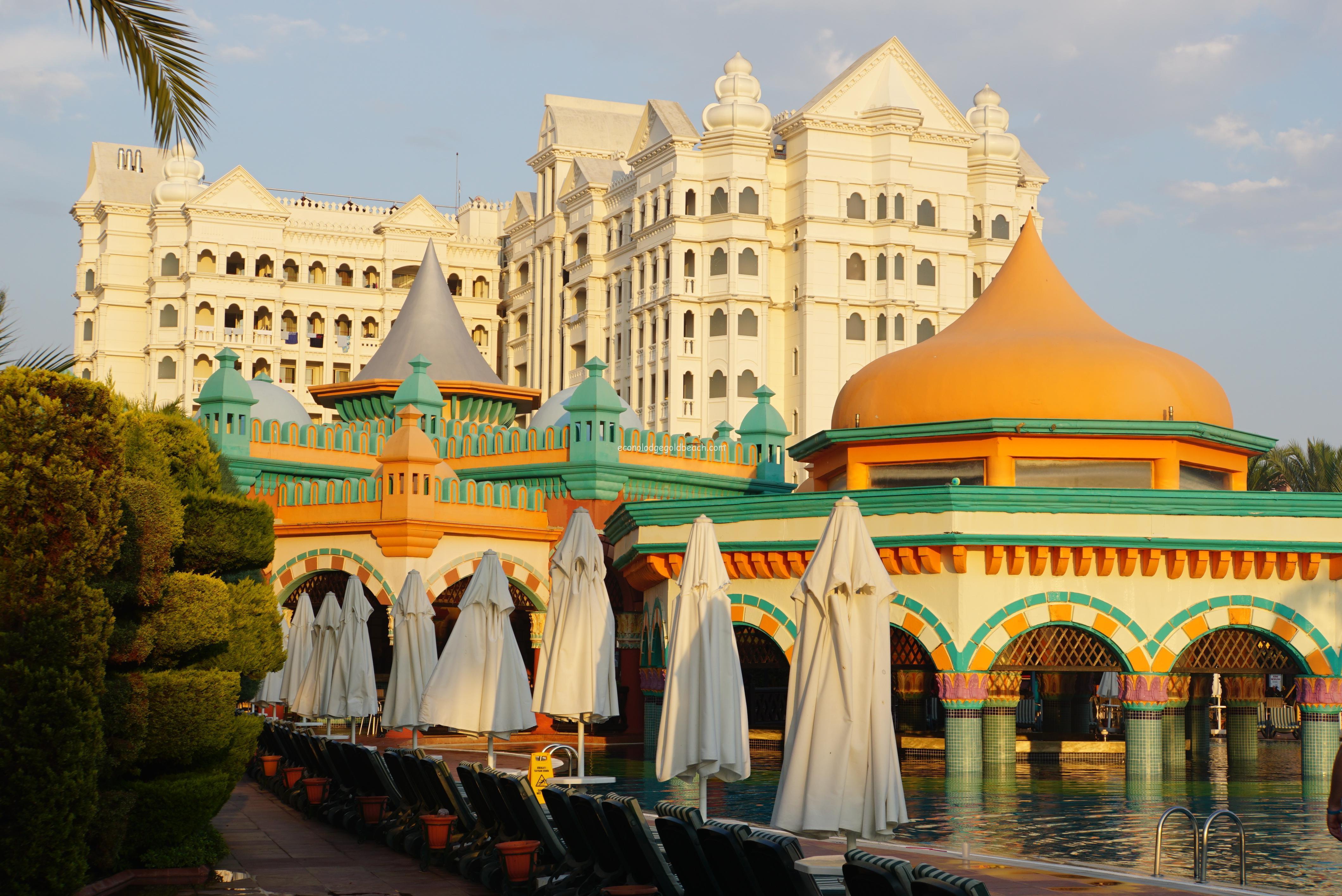 アンタルヤのホテル2