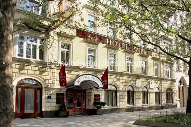 「Austria Classic Hotel Wien」公式ホームページより1