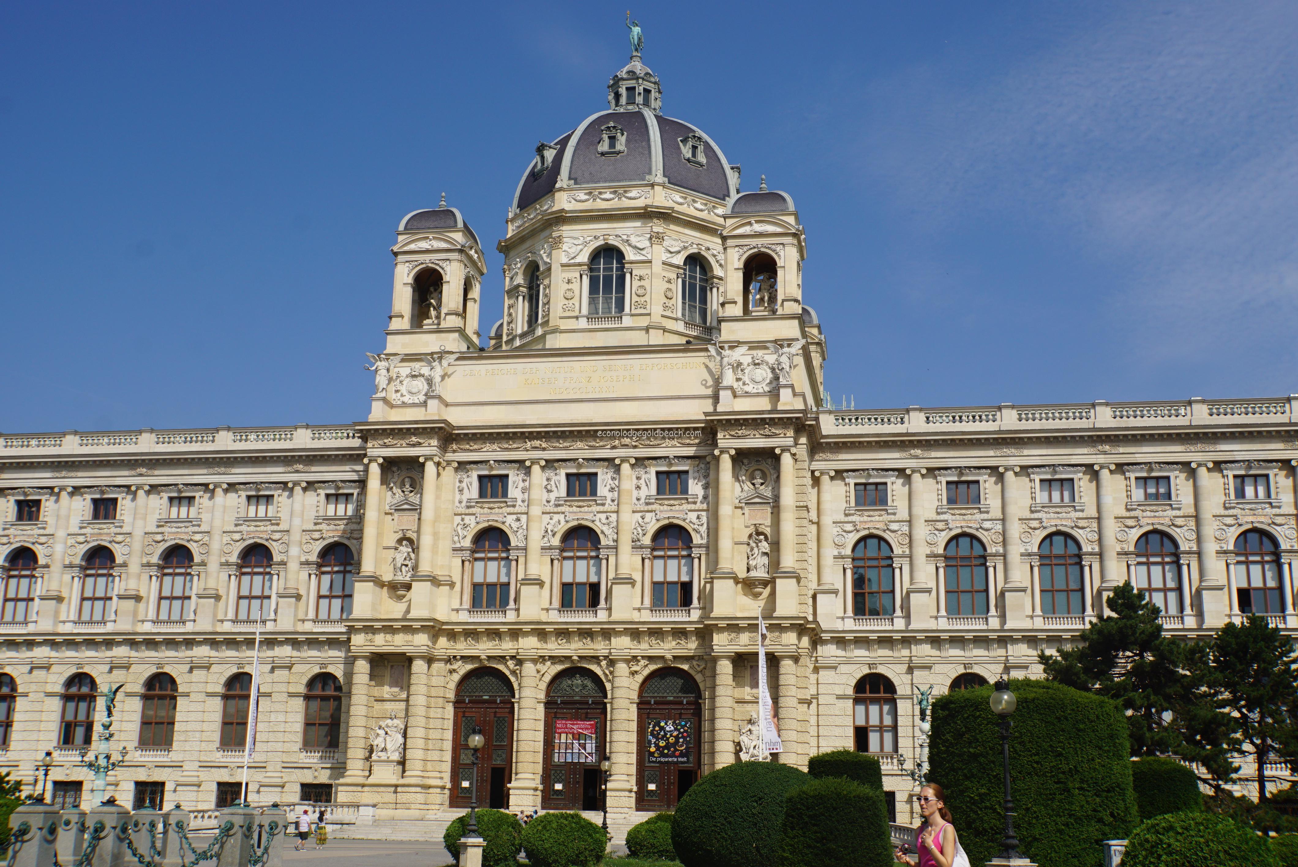 ウィーン 自然史博物館