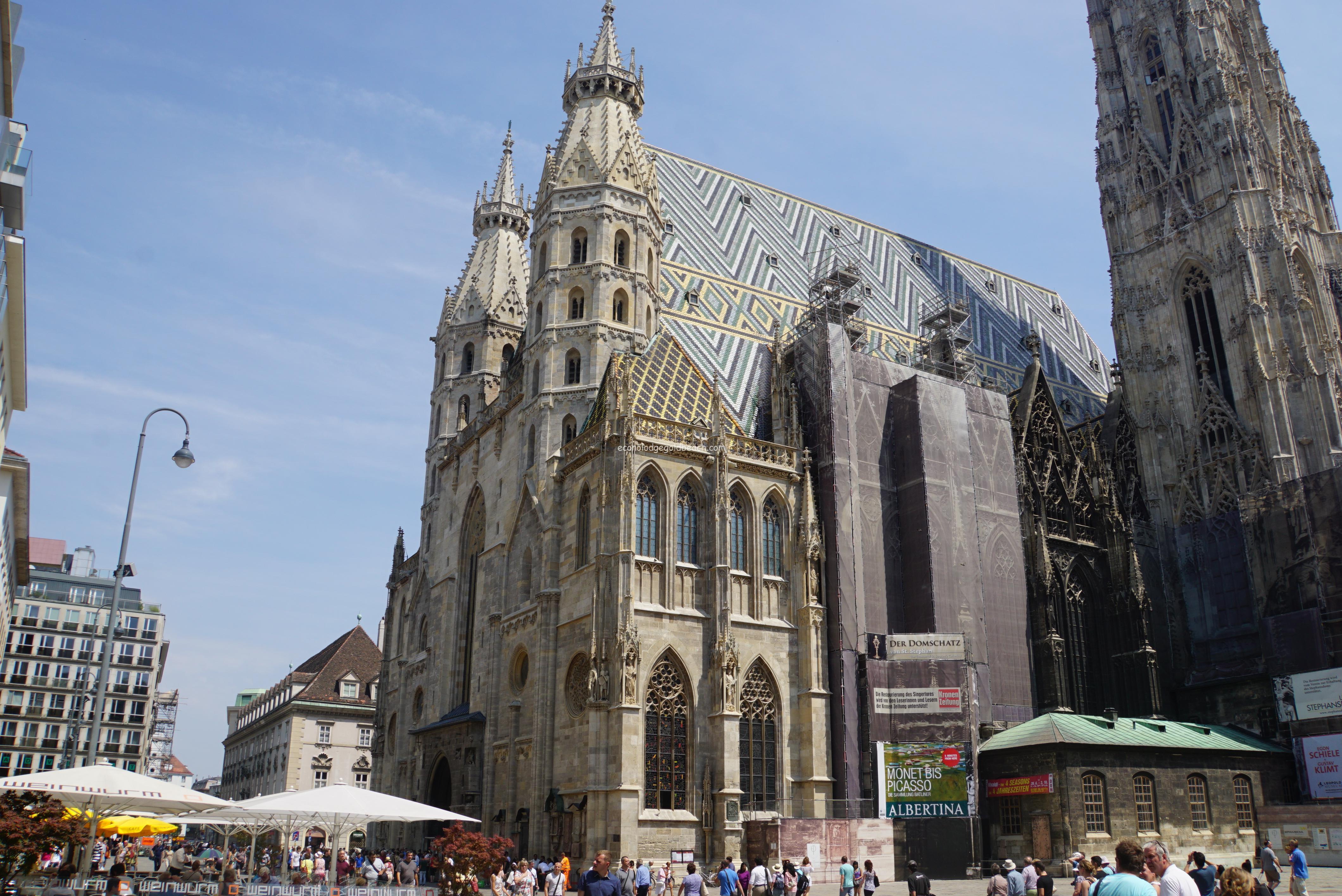シュテファン大聖堂1