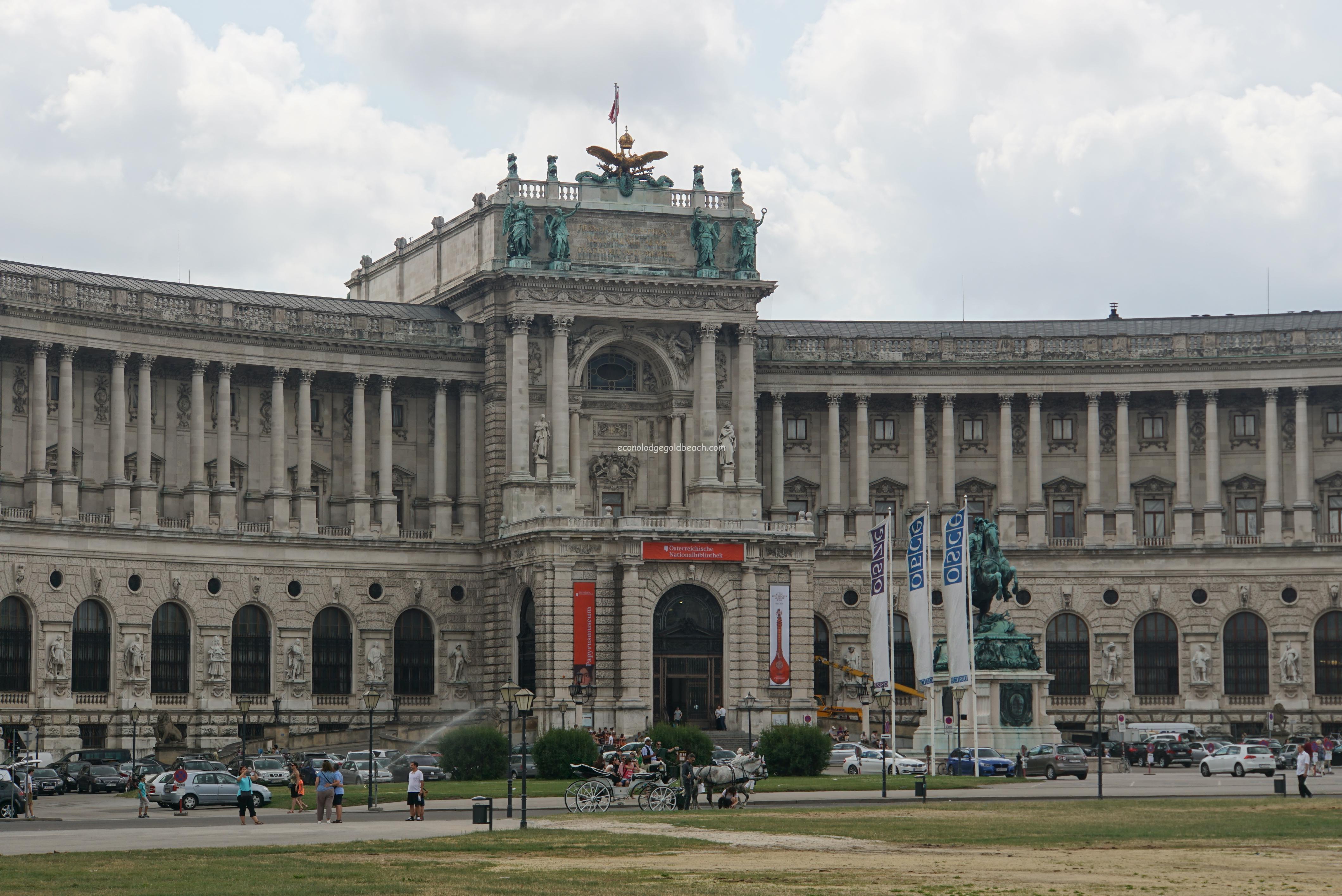ウィーン新王宮