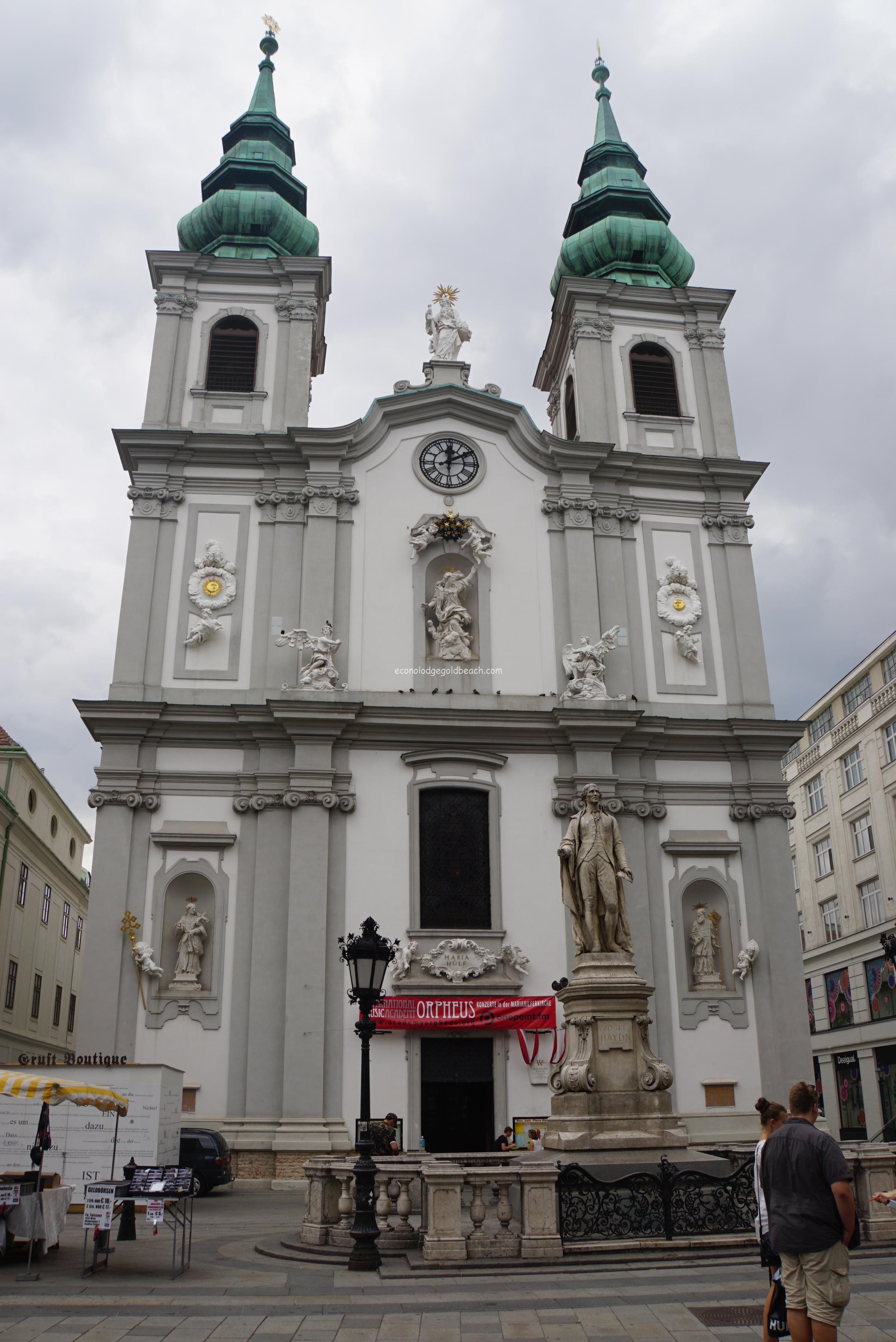 マリアヒルファー教会
