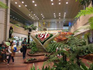 チャンギ空港