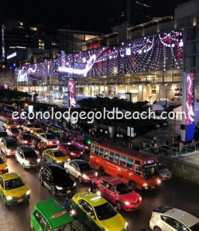 バンコクの街並み2