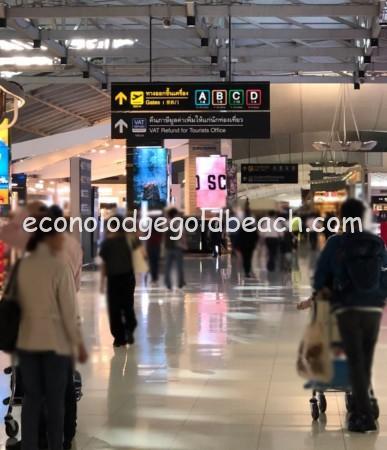 スワンナプーム国際空港4