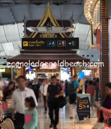 スワンナプーム国際空港5