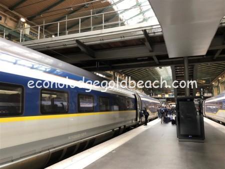 パリ北駅1