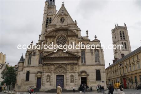 サンテティエンヌ・デュ・モン教会1
