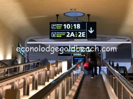 シャルル・ド・ゴール空港9