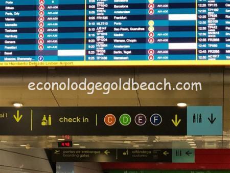 リスボン空港3