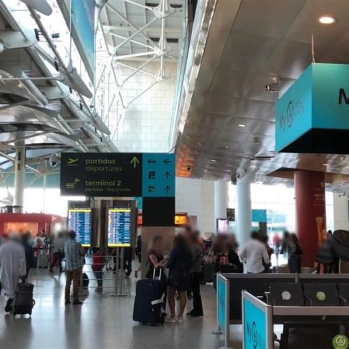 リスボン空港